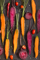 Roasted carrot and beetroot - PhotoDune Item for Sale