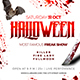 Halloween Flyer V16 - GraphicRiver Item for Sale