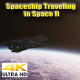 Spaceship Traveling in Space II - VideoHive Item for Sale