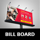 Beauty Salon Billboard - GraphicRiver Item for Sale