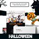 Halloween Costume Party Invitation Card - GraphicRiver Item for Sale