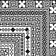 Pixel border pattern Pack(12 piece) - GraphicRiver Item for Sale