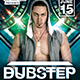 Guest Artist & Dubstep Flyer - GraphicRiver Item for Sale
