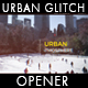 Urban Glitch Promo - VideoHive Item for Sale