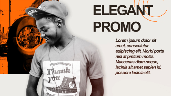 Elegant Fashion Promo
