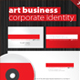 Art Studio Corporate Identity 7 pack - GraphicRiver Item for Sale