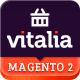 Vitalia - Premium Magento 2 Theme - ThemeForest Item for Sale