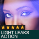 Pro Light Leaks Actions - GraphicRiver Item for Sale