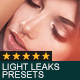 Pro Light Leaks Presets - GraphicRiver Item for Sale