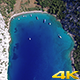 Cove, Boats and Mountain - VideoHive Item for Sale