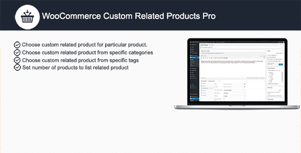 WooCommerce Custom Related Products Pro - CodeCanyon Item for Sale