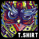 SWG Gangsta Owl T-Shirt Design - GraphicRiver Item for Sale