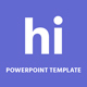 hi - Quality PowerPoint Template - GraphicRiver Item for Sale
