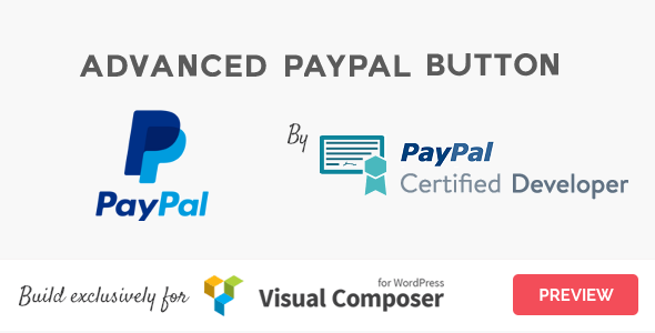 Advanced PayPal Button for Visual Composer - CodeCanyon Item for Sale