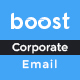 Boost - Corporate B2B Newsletter + Online Builder Access - ThemeForest Item for Sale