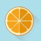 Fruit Flat Icons - VideoHive Item for Sale