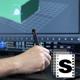 Designer Using Stylus Pen - VideoHive Item for Sale
