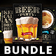 Beer Flyer Bundle - GraphicRiver Item for Sale