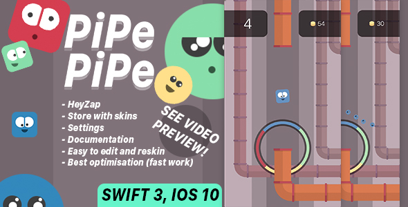 Pipe Pipe - CodeCanyon Item for Sale