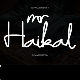 Mr Haikal - GraphicRiver Item for Sale