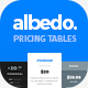 Albedo Pricing Tables - CodeCanyon Item for Sale