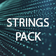 Strings Animated Backgrounds Pack - VideoHive Item for Sale