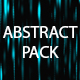 Abstract Animated Backgrounds Pack - VideoHive Item for Sale