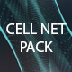 Cell-Net Animated Backgrounds Pack - VideoHive Item for Sale
