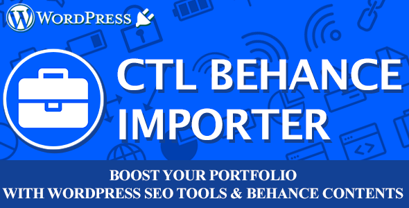 Ctl Behance Importer - CodeCanyon Item for Sale