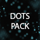 Dots Animated Backgrounds Pack - VideoHive Item for Sale