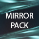 Mirror Animated Backgrounds Pack - VideoHive Item for Sale