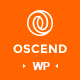 Oscend - Creative Agency WordPress  Theme Nulled