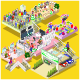 Isometric Shopping Mall - GraphicRiver Item for Sale