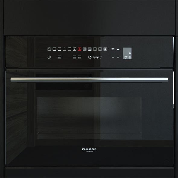 Fulgor Milano Compact Oven - 3DOcean Item for Sale
