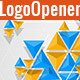Logo Opener Shape Triangles - VideoHive Item for Sale