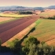 Aerial Drone Footage - Flying Over Fields 2 - VideoHive Item for Sale
