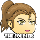 Game Asset : Claire The Soldier - GraphicRiver Item for Sale