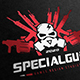 Special Gun Logo - GraphicRiver Item for Sale