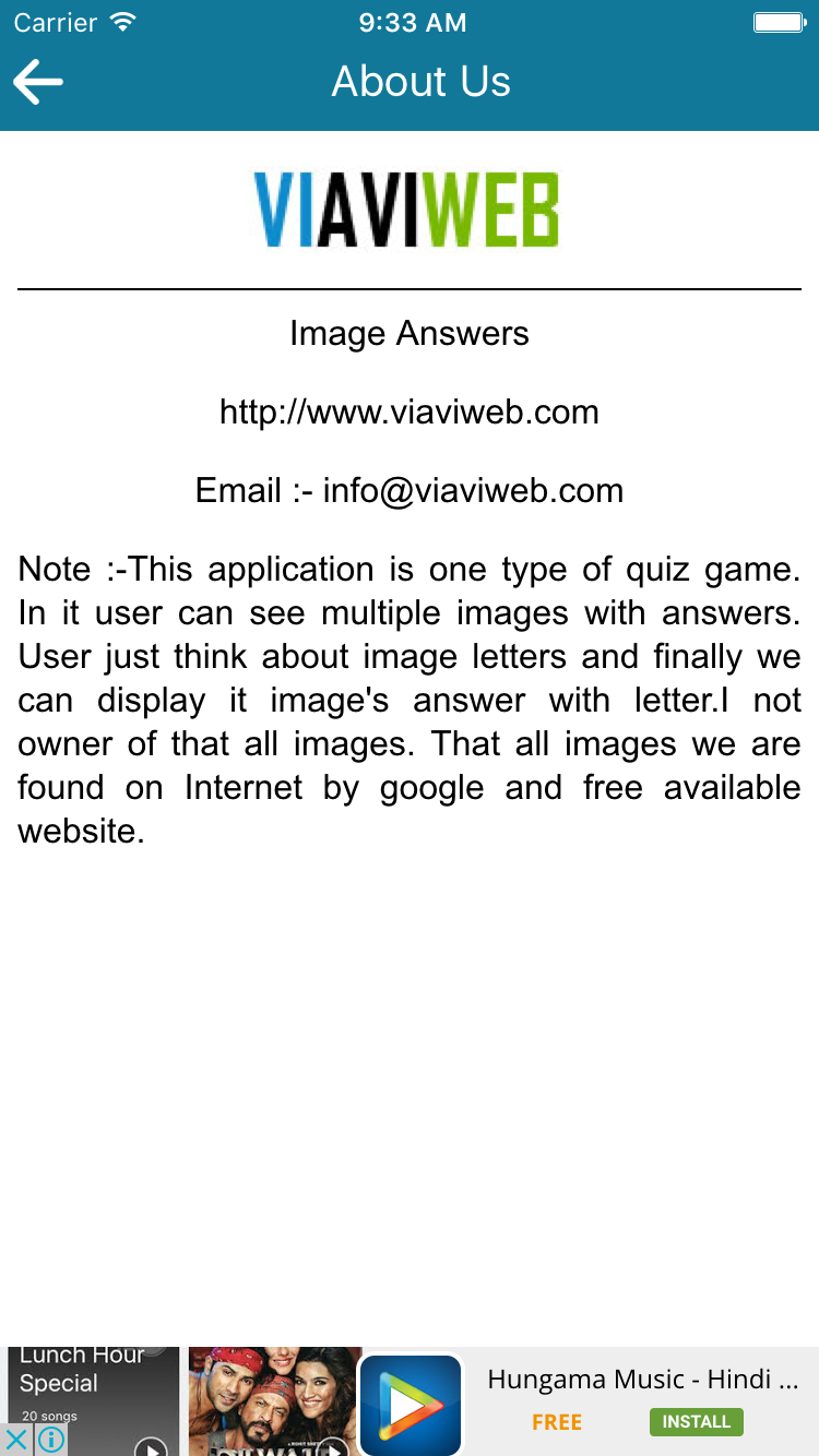 Image Answer