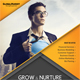 Corporate Business Poster Template V07