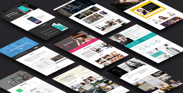 Perfect – Creative Multipurpose PSD Template