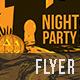 Halloween Home - Night Party - GraphicRiver Item for Sale