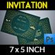 Wedding Invitation Vol.2 - GraphicRiver Item for Sale