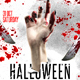 Halloween Flyer V18 - GraphicRiver Item for Sale