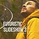 Futuristic Slideshow 3 - VideoHive Item for Sale
