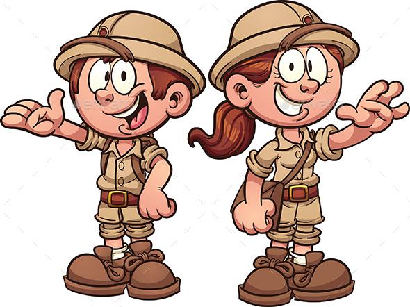 Explorer Kids