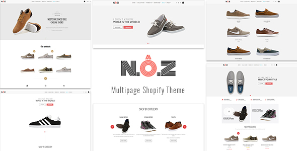 ST Shoes Store Shopify Theme - Fashion Shopify