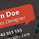Pop Grunge Business Card - GraphicRiver Item for Sale