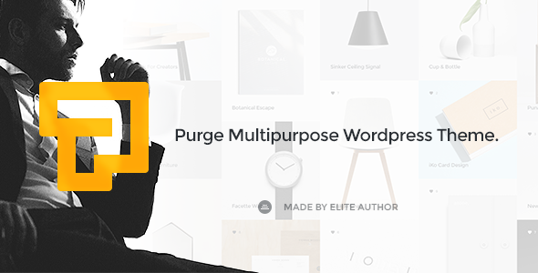 Purge – Multipurpose Responsive WordPress Theme