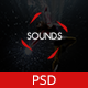 sounds - Music and events  - ThemeForest Item for Sale